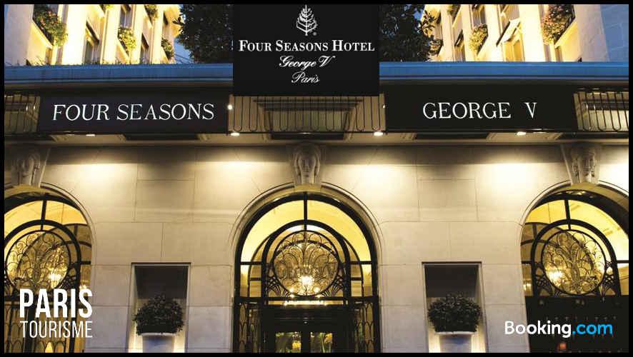 George V Paris Paris Guide