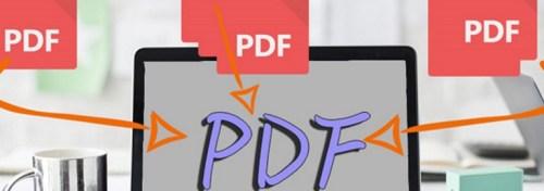 Unire file pdf – free