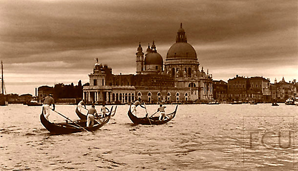 Photographs Of Paris France Venice Italy New York