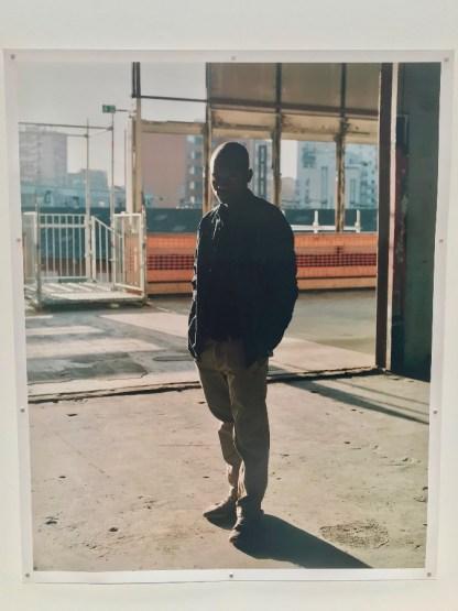 Ambroise Tézenas, Frédéric Delangle, Des sneakers comme Jay-Z, portrait d'Aboubacar