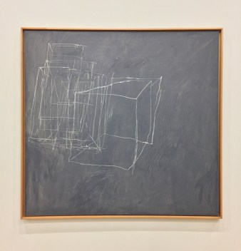 Cy Twombly, Night Watch, Collection particulière, 1966