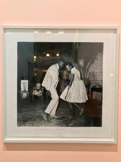 Malick Sidibé, Nuit de Noël (Happy-club), 1963 © Isabelle Henricot