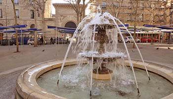 Location appartement Place Monge  Paris Attitude