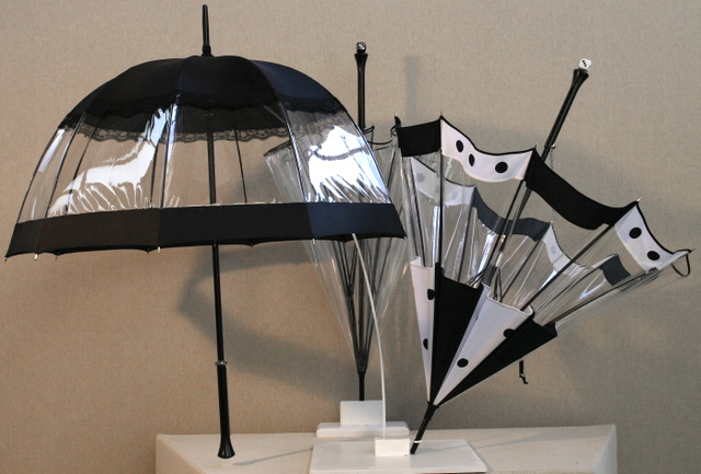 Transparent-Umbrellas