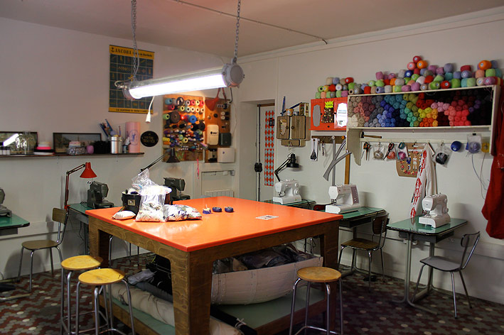 Sewing-Work-Station