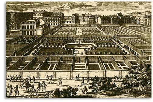 PARIS Mysterieux  Le Potager du Roi VERSAILLES Louis XIV