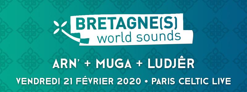 Soirée Bretagne(s) World Sounds