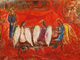 Abraham Biblical Message - Nice Chagall Museum