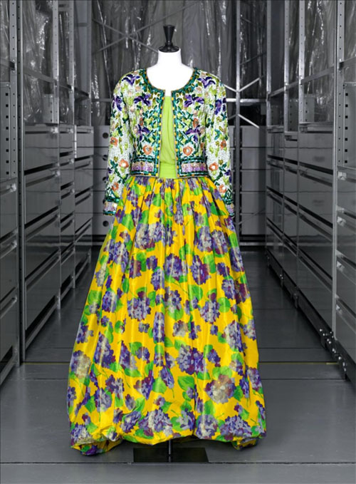 Palais Galliera stages temporary fashion exhibitions