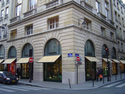 Shopping Faubourg Saint-Honoré