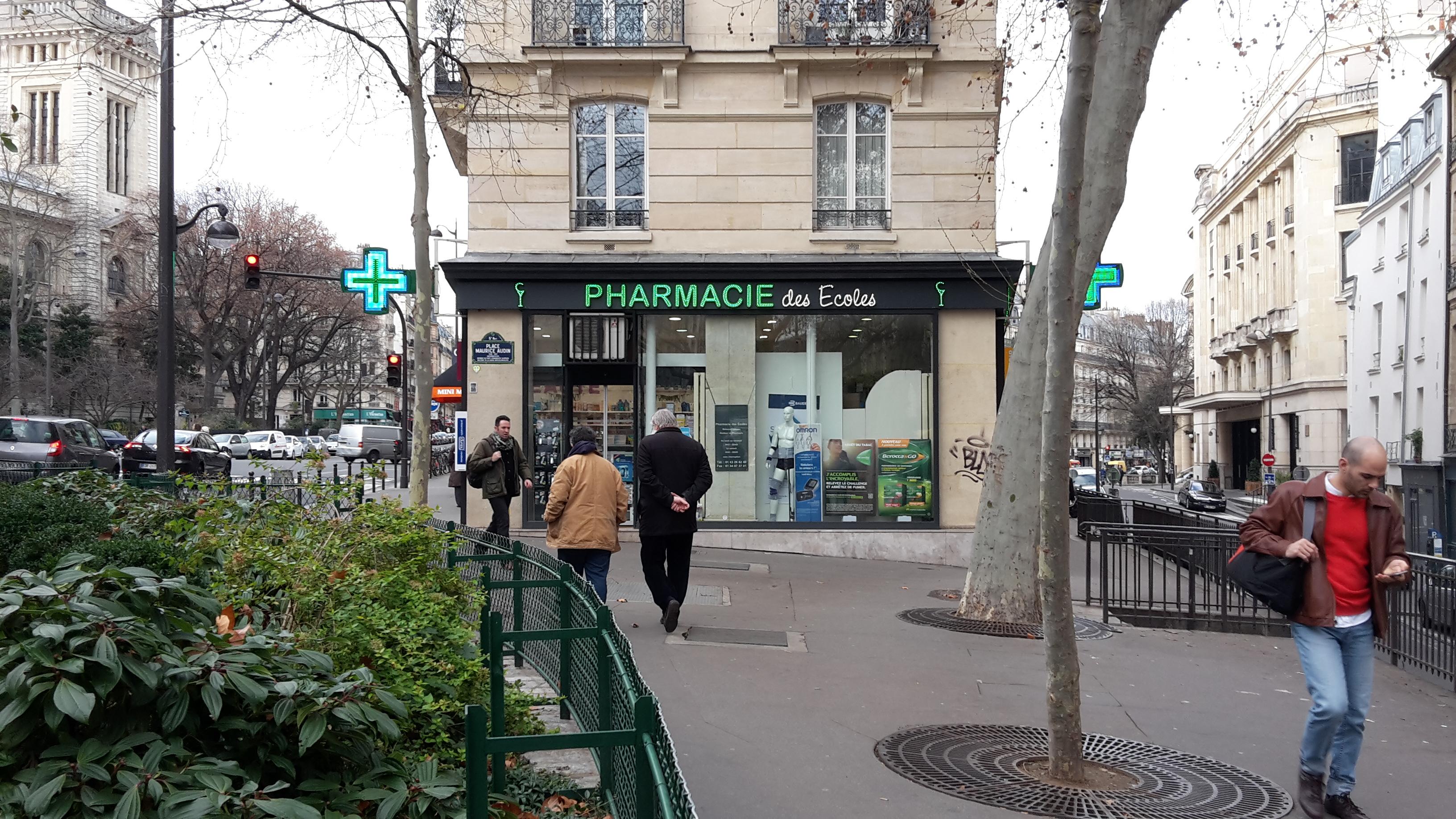 Pharmacie des coles paris en m tro - Metro gare de lyon porte de versailles ...