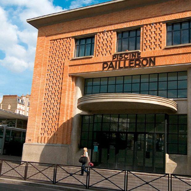 Stade  Centre sportif  Paris en mtro
