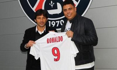 Video : Ronaldo au Camp des Loges