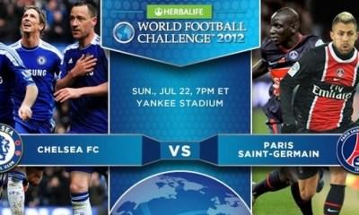 PSG-Chelsea le 22 juillet à New-York !