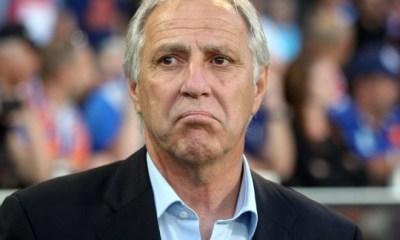 """Le PSG, pas le match """"idéal"""" pour Girard mais il a confiance en son équipe"""