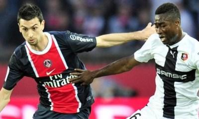 PSG - Rennes : La rencontre en images