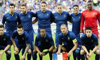 France - Serbie : Les compos