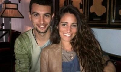 La fiancée de Pastore confirme pour Lavezzi