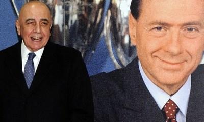 Milan et « l'acte d'héroïsme de Berlusconi »