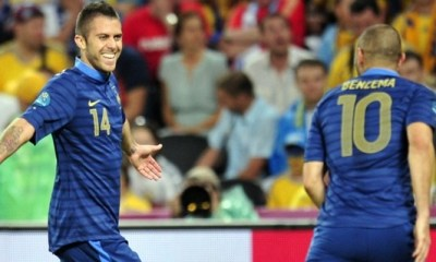 Jérémy Menez sous le maillot bleu !