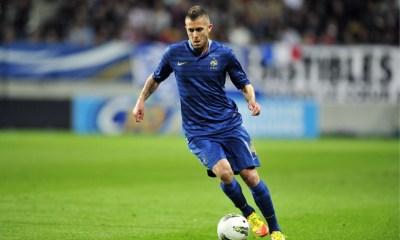Jérémy Menez sous le maillot bleu