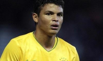 Thiago Silva en quarts des JO !