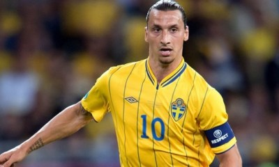 Ibrahimovic et la Suède battent la Chine