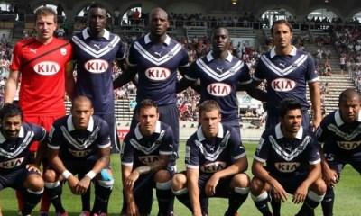 PSG - FCGB : le groupe bordelais