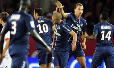 PSG-FCL : Les notes de Parisiens