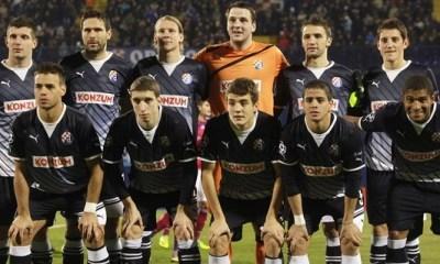 PSG - Zagreb : Le groupe croate