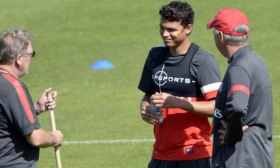 Thiago Silva et Thiago Motta de retour !