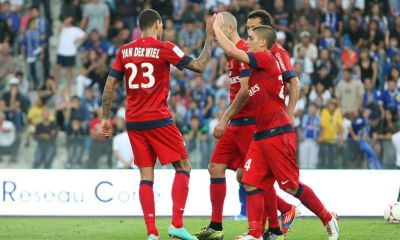 Bastia - PSG : La rencontre en images