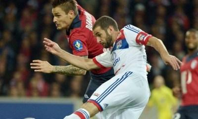 L1 : Lille et Lyon se partagent les points