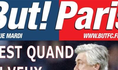 But! Paris : C'est quand tu veux, Carlo...