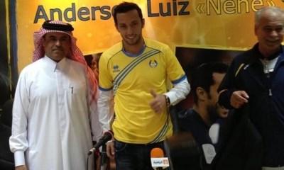 Nenê au Qatar, ça rend amer Besiktas