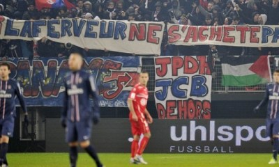 Les Ultras se défendent après les incidents