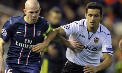 PSG - Valence : le groupe espagnol sans R.Costa