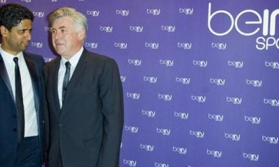 Carlo Ancelotti invité du Club sur BeIn Sport !