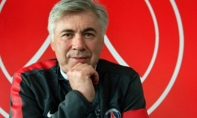 UNFP/L1 : Ancelotti nommé pour le trophée du meilleur entraîneur
