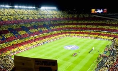 Barça - PSG : 1500 à 2000 Parisiens au Camp Nou