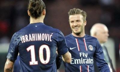 Beckham prêt à recruter Ibrahimovic, mais il faudra attendre 2 ou 3 ans