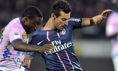 Evian - PSG : Les stats d'après-match