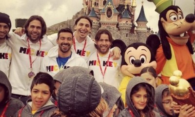 Passage à Disneyland pour les Parisiens