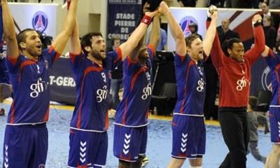 Hand : La rencontre PSG - Dunkerque en images