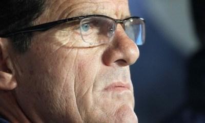Son agent l'assure, Capello n'a pas refusé le PSG