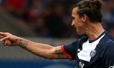 LFP : Ibrahimovic non sanctionné pour son geste face au TFC