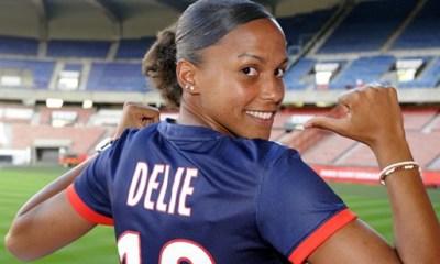 D1F : Delie passe devant au classement des buteuses