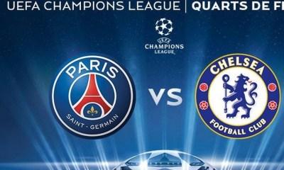 LDC : Le PSG affrontera Chelsea en 1/4 !