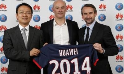Encore un nouveau partenariat pour le PSG