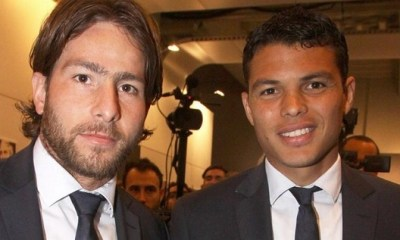 """Selon Maxwell, Thiago Silva """"mérite d'être en Seleçao"""""""